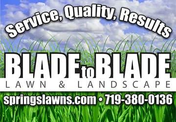 Blade To Blade Lawn & Landscape